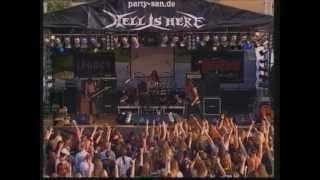 Desaster live Party San Open Air 2003