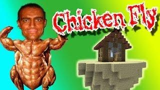 Курицин Изгоняет Инопланетян! (Chicken Adventure) №2