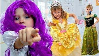 НастяПлей идет в Салон красоты для принцесс