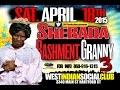 Bashment Granny 3 In Hartford April 18 2015 video