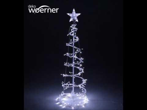 LED Spiral-Lichterbaum 120 cm Artikelnr.: 647.052.00