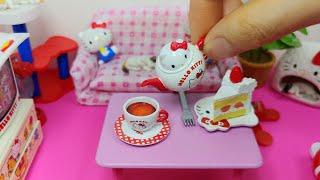 Roombox Miniature Hello Kitty …