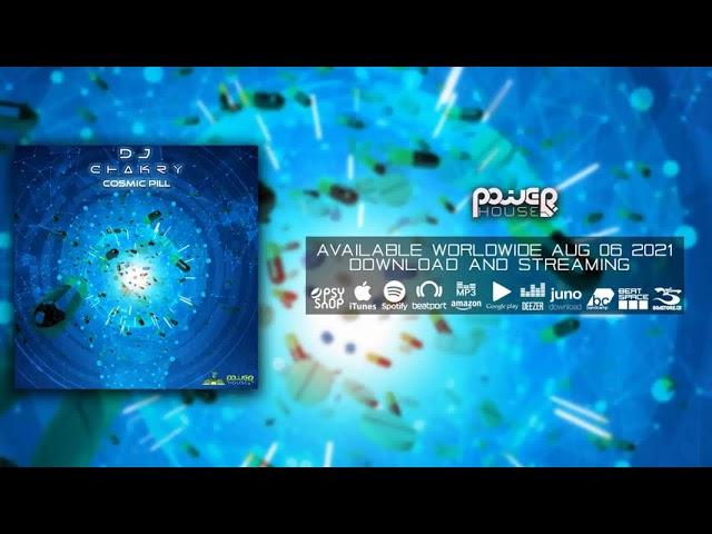 Dj Charky: Cosmic Pill