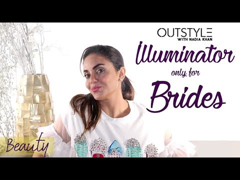 Illuminator For Best Bridal Makeup | Get Glowing Skin Before Your Wedding  | Outstyle.com