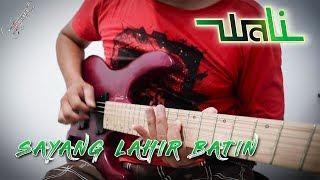 Tutorial Gitar Wali Sayang Lahir Batin (Chord + Melodi) By Sobat P