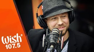 "Stephen Speaks performs ""Passenger Seat"" LIVE on Wish 107.5 Bus"