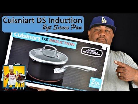 Cuisinart DS Induction 2 qt Sauce Pan Review
