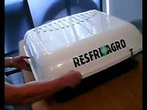 Climatizador de aire 82 youtube for Aire acondicionado autocaravana 12v