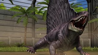 Jurassic World - The Game - Dimetrodon