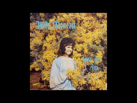 "Judy Morton LP ""Just as I Am"" 197?"