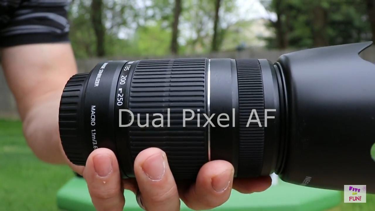 Canon Rebel Eos T7i Sample Video 2