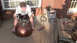 Weber One-touch Gold 22.5 Inch Assembly Video