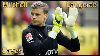 Mitchell Langerak - Saves - Borussia Dortmund