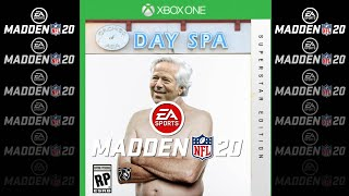Madden 20: Top 10 Rejected Covers