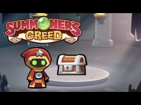 Summoner's Greed - Idle TD Part 1 (by PIXIO) / Android Gameplay HD