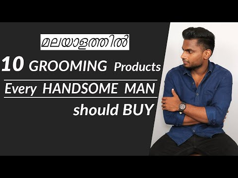 10-grooming-tools-for-maintaining-a-handsome-face-|-men's-fashion-malayalam