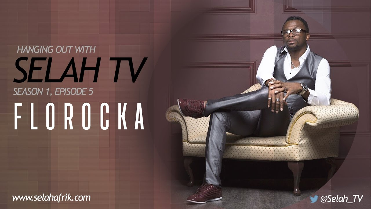 Florocka Hanging Out with SelahTV [@Selah_TV | @Florocka]