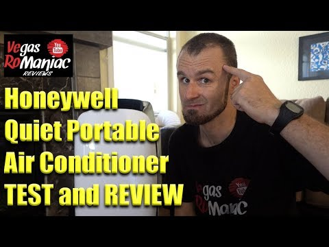 """Honeywell HL09CESWK Best Portable A/C product TEST & REVIEW - """"Subscriber SPECIAL"""""""
