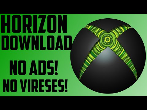 How To Download Horizon With No Viruses And No Ads! (2016)