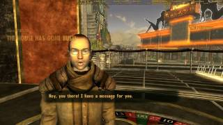 New record of high-speed passage of Fallout New Vegas 13.45