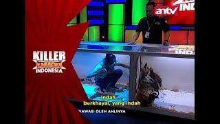 Menurut Anwar, penampilan Saras yang paling keren! – Killer Karaoke Indonesia