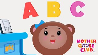 Bluesy ABC | Mother Goose Club | Nursery Rhyme Baby Songs for Kids Children and Toddlers