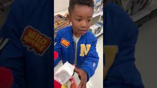 Karter saves his money for TARGET ADVENTURE (Ryans Toys Review, ROBLOX, JURASSIC PARK, & More!)