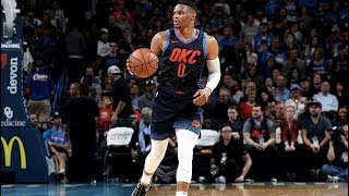 Russell Westbrook Taunts Pat Beverley With A Rock-A-Bye Baby Celebration, Bev Returns Favor