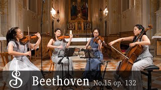 Beethoven | Streichquartett Nr. 15 in a-moll op. 132 - Esmé Quartet