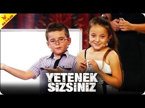 Bu Çocuklar Hesap Makinesinden Hızlı | Yetenek Sizsiniz Türkiye