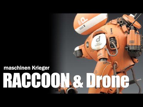 RACCOON : Custom