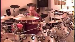 """DRMessinger Drum Covers Kansas """"Child of Innocence"""""""