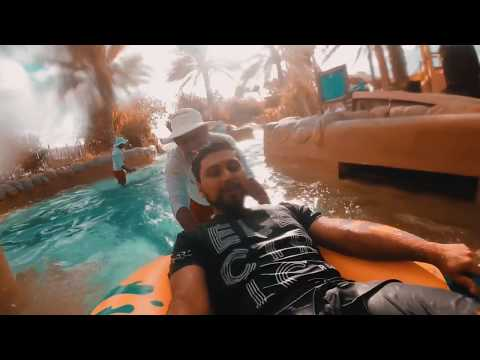 Craziest Waterpark in Dubai | WILD WADI WATERPARK | Gopro