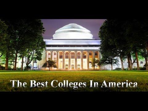 Top Universities in USA | Top 10 Universities in USA 2017 | THE Rankings