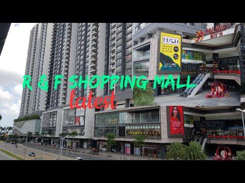 Download LATEST: R & F SHOPPING MALL#Mall cantik tak ada orang😂😂😂