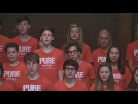 Pure Energy Youth Choir - First Baptist Benton