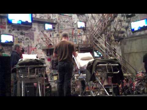 Backstage Tour of The St. James Theater