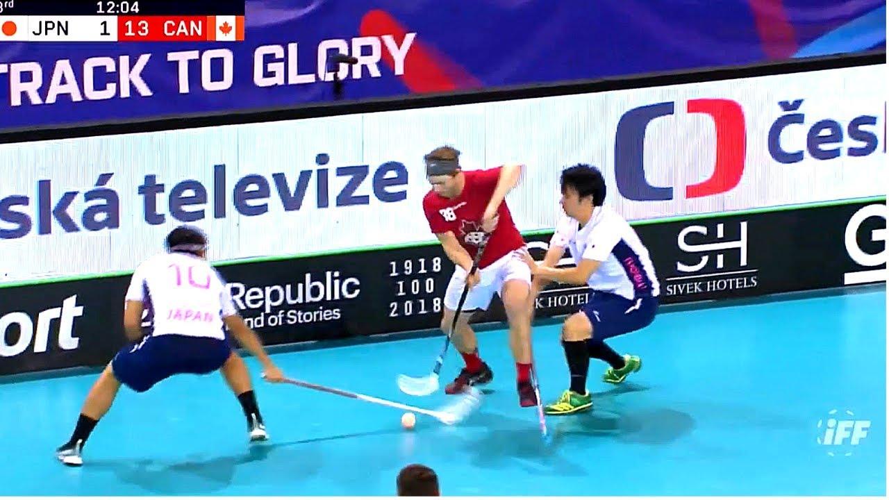 Download PAVEL BARBER 2018 WORLD FLOORBALL CHAMPIONSHIP HIGHLIGHTS   Team Canada