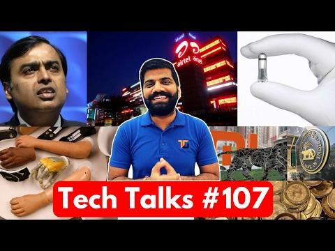 Tech Talks #107 - Jio Cheating, Redmi 4x, Budget VoLTE Phone, Smallest Pacemaker, RBI Bitcoin