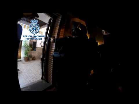 """Policía Nacional-detención del """"Chino""""-Ceuta"""