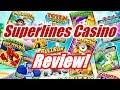 Superlines Online Casino 🍒🍒🍒 Review! Login Lobby! Bonus Code No Deposit Avis Bonus Sans Depot