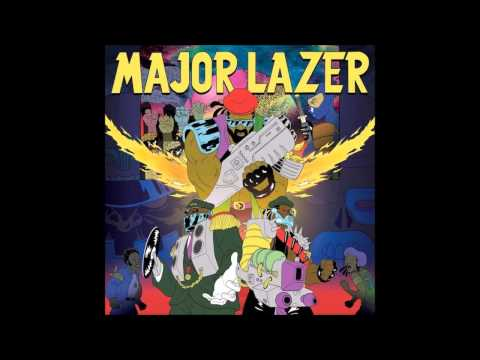 Major Lazer - Jet Blue Jet (feat. Leftside, GTA, Razz & Biggy)