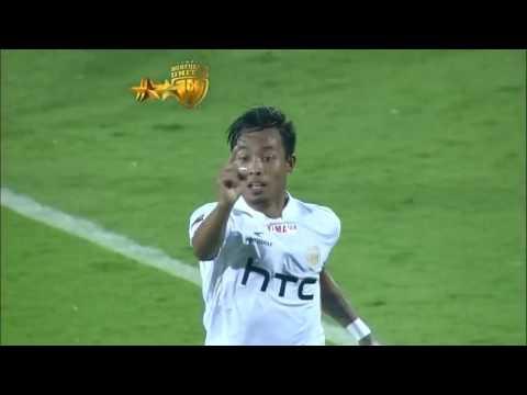 Assist Gokil Eks Tottenham Didier Zokora   Video Dailymotion