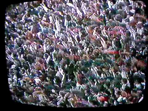 Ricky Sutton sacks Casey Weldon on 4th down, 1990 Auburn vs FSU