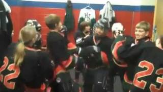 The Zambonis Hockey Monkey sung by Holy Name Squirt C
