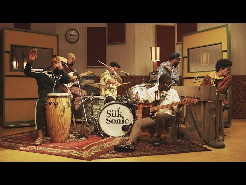 Bruno Mars, Anderson .Paak, Silk Sonic - Leave the Door Open [Official Video]
