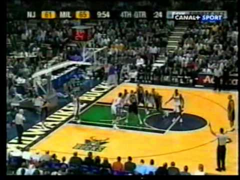 2004 nba action (top 10 and highlights)