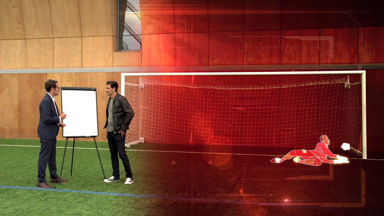 Man Vs Expert:  Il affronte le meilleur tireur de Penalty au monde