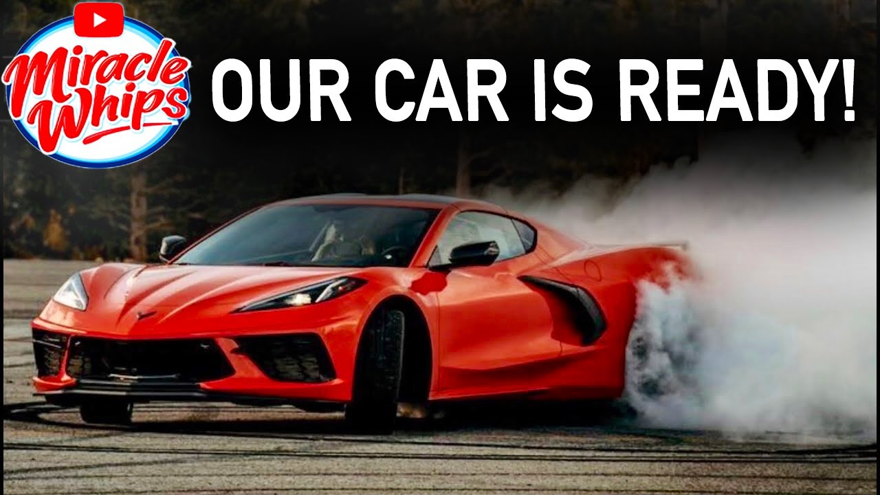 2020 Corvette C8: THE BEST NEWS EVER! | C8 Z06 UPDATE | C8R Review | Burnout | Miracle Whips
