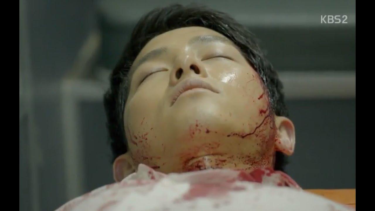 Descendants Of The Sun Episode 14 Song Hye Kyo Cured Song Joong Ki